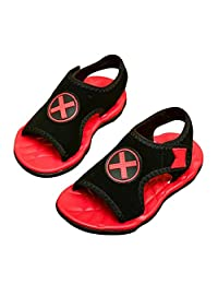 BININBOX Kids Summer Casual Sandals Breathable Beach Shoes for Boys Girls