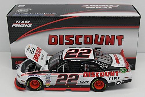 ryan-blaney-2014-discount-tire-124-nascar-diecast