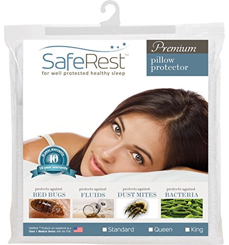 SafeRest Hypoallergenic Zippered Waterproof Protector
