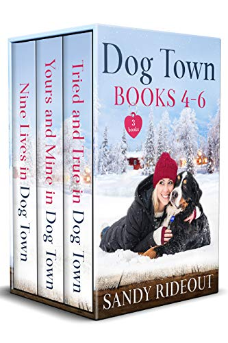 - The Dog Town Collection (Books 4 - 6): Three Fun Cozy-Romance Novels