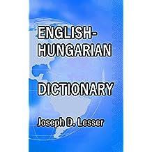 English / Hungarian Dictionary (Dictionaries Book 15)