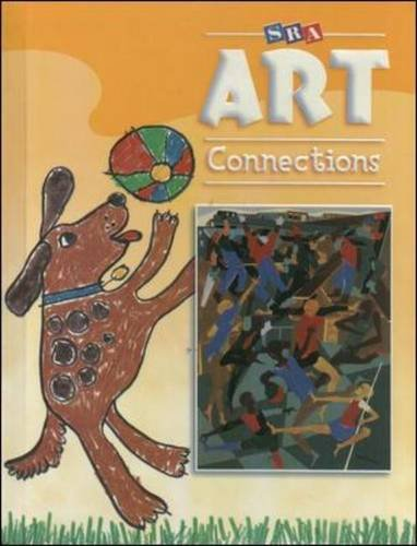 SRA Art Connections Level 1 Student Textbook Hardcover