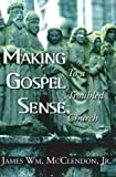 Making Gospel Sense to A Troubled Church, James Wm. McClendon, 159752025X