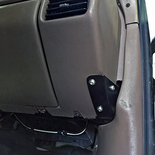 1992-1996 Ford F-Series And Bronco Dash Brace ()