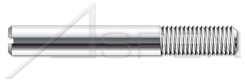 18-8 Stainless Steel Set Screw Thread Size M8-1.25 FastenerParts