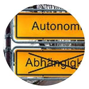 alfombrilla de ratón Straßenschild 4 -Autonomy - ronda - 20cm