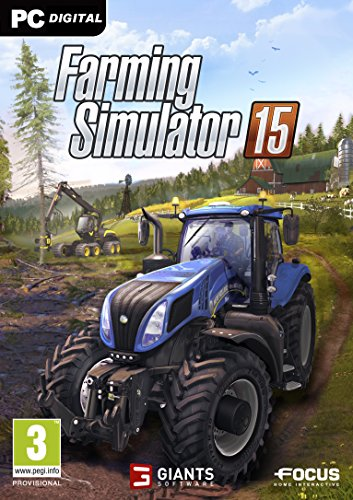 Farming Simulator 15 [Online Game Code]
