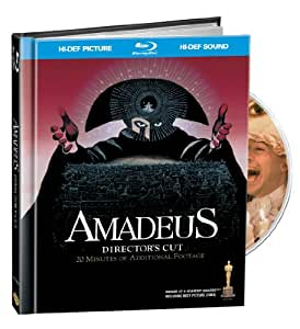 Amadeus (Director's Cut) [Blu-ray Book]
