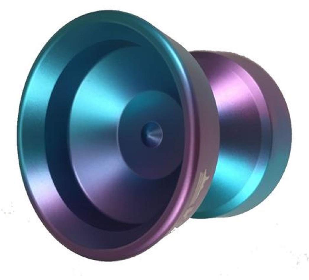 YoYoFactory Monster Edge Fade YoYo Color Lavender Aqua