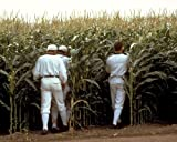 Field of Dreams classic image of baseball players disappear into crops 16x20 Poster