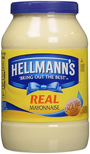 Hellmann's Real Mayonnaise - 48 oz by Hellmann's