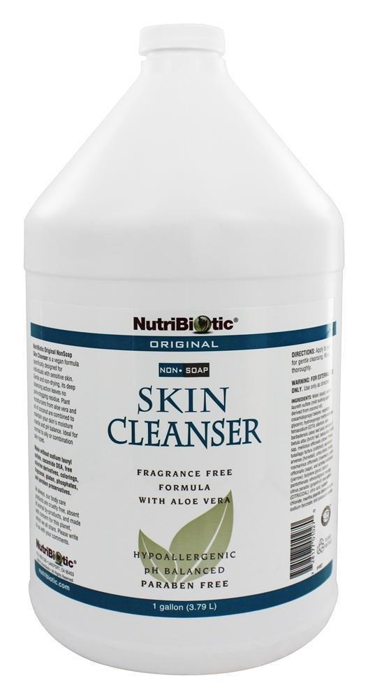 Nutribiotic Nonsoap Skin Cleanser, Original, 1 Gallon(3.79 L)
