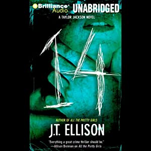 14: Taylor Jackson Series #2 Audiobook