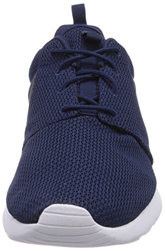 Adulte Nike 405 White Roshe Entrainement Running Midnight Bleu Blau Black Mixte Run Navy de Chaussures rH0Zrw6q
