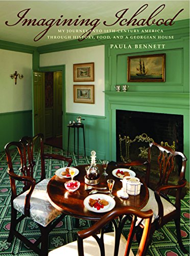 18th Century Fireplaces (Imagining Ichabod: My Journey into 18th-Century America through History, Food, and a Georgian House)