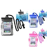 Best INSTEN Charger Iphone 4s - Insten Waterproof Bag Case for 127 x 76 Review