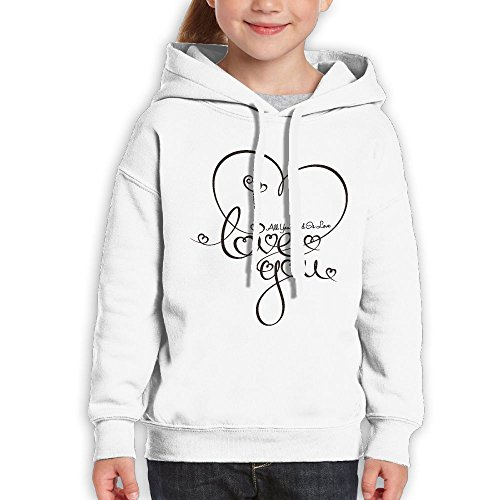 (Valentines Day All You Need Is Love Heart Teenage Girl Classic Vintage Cool Hoodies Designer)