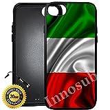 Custom iPhone 7 PLUS Case %28Red White G