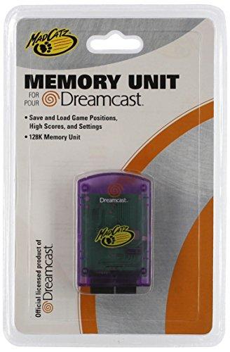 Dreamcast Memory Unit