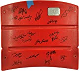 Boston Red Sox 2013 World Series Champions Team Autographed Fenway Park Red Seatback with 20 Signatures - Fanatics Authentic Certified