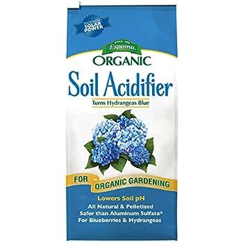 Espoma UL30 Organic Soil Acidifier Fertilizer, 30 lb