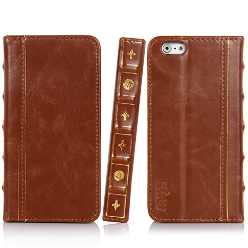 Flip Book Leather - 5