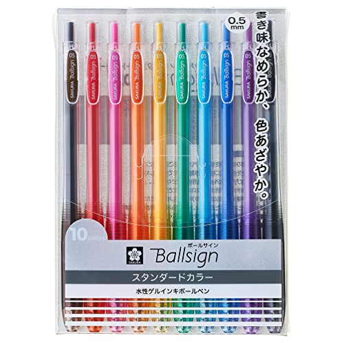 10 Colors Sign Pens - 1