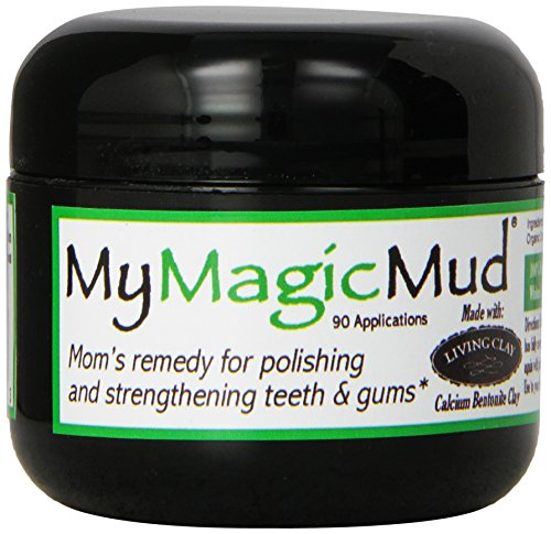 My Magic Mud Oral Care, Menthe, 1,4 once