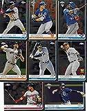 2019 Topps CHROME Baseball Complete Mint 204 Card