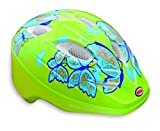 Bell Splash Toddler Bicycle Helmet Pale Green/Light Blue Butterflies Universal size fits head size 46-50cm