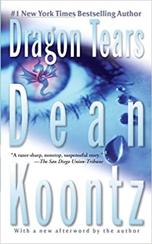 Image result for dragon tears dean koontz
