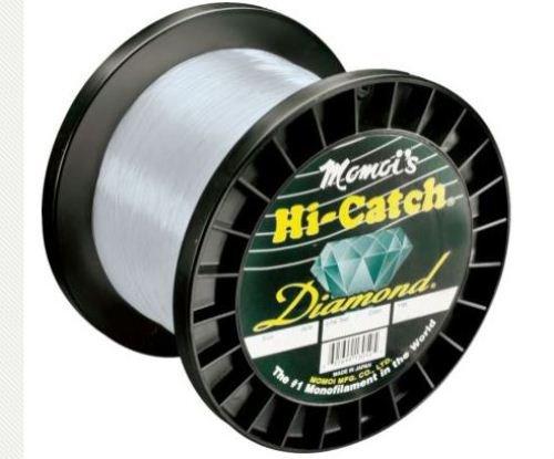 - Momoi Hi-Catch Diamond 50-Pound 1000-Yard Special Clear Line, Mono