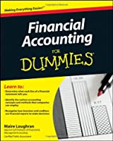 Financial Accounting For Dummies Front Cover