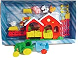 Deluxe Farm Play Set with Music and Animal Sounds