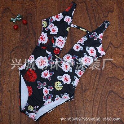 Series set bikini donna Costume Safeone bagno Safe da dimagrante TIANLU sexy bagno l Black Piece da costume 5EqwZ1v
