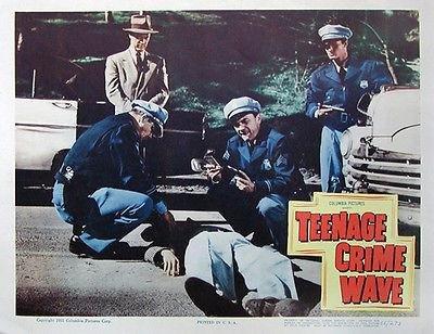 Teenage Crime Wave - 1955 - Movie -