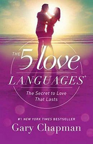 5 Paperback Books - The 5 Love Languages: The Secret to Love that Lasts