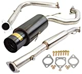 exhaust for mitsubishi eclipse - Jdm Gunmetal Style 2.25