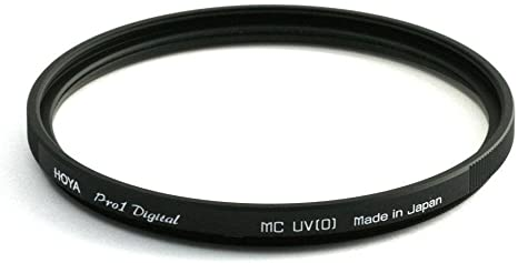 Multithreaded Glass Filter 1A Multicoated for Canon EOS 1Ds Mark III Haze 77mm UV