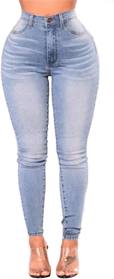 MEIbax Leggings Deportes Vaqueros Pantalones para Mujeres de