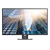 Dell P Series 42.51' Screen LED-Lit Monitor Black (Dell 43 Multi-Client Monitor P4317Q)