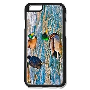 Ducks Frozen Water Plastic Best Cover For IPhone 6
