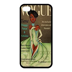 Disney Princess On Vogue Custom TPU Case For iPhone 6 4.7