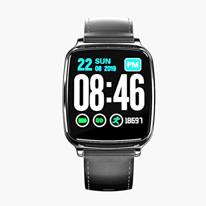 HHJEKLL Reloj Inteligente Smart Watch Men Presión Arterial ...