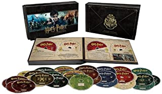 Harry Potter Hogwarts Collection [Blu-ray + DVD + UltraViolet] (Bilingual) (B00HVJLMDC) | Amazon price tracker / tracking, Amazon price history charts, Amazon price watches, Amazon price drop alerts