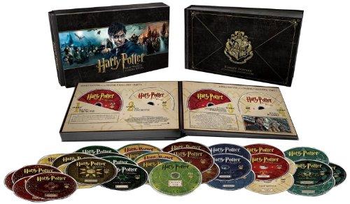 "Amazon #DealOfTheDay: ""Harry Potter Hogwarts Collection"" is $89.99"
