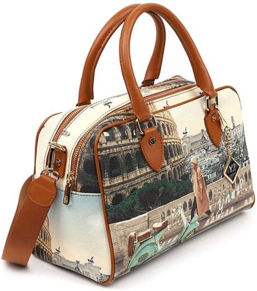 YNOT Boston Bag Walk In Rome