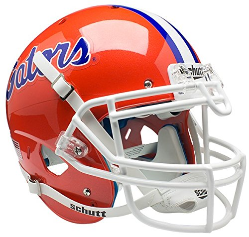 NCAA Florida Gators Authentic XP Football Helmet