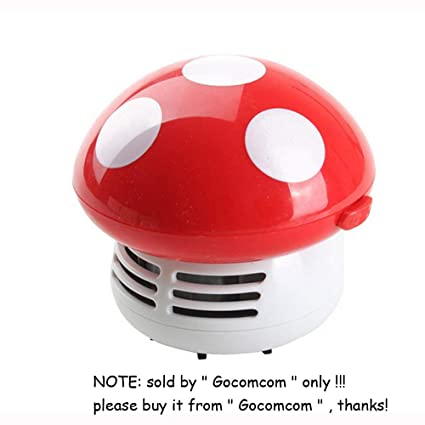 Household Cleaning Tools Portable Mushroom Corner Desk Table Dust Remover Vacuum Cleaner Sweepers Outstanding Features