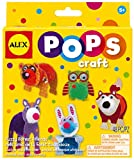 ALEX Toys POPS Craft Fuzzy Forest Friends